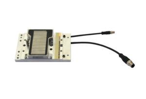 Der permanentmagneterregte Linearmotor von WITTENSTEIN cyber motor ermöglicht in Kombination mit dem von STIWA angebrachten Wegmesssystem eine direkte Kraftübertragung mit einem Höchstmaß an Dynamik und Präzision.