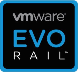 Das offizielle Logo der neuen, hyperkonvergenten Produktfamilie von VMware