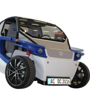 Der voll funktonsfähige Prototyp des Elektroautos Street Scooter C16 wurde in nur 12 Monaten entwickelt. Konventionelle Automobilherstellungsprozesse wurden in der Konstruktionshphase durch Stratasys 3D-Druck ersetzt.