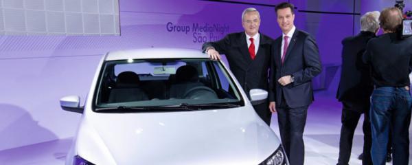 VW: Neuer Vorstand für den Geschäftsbereich Komponente