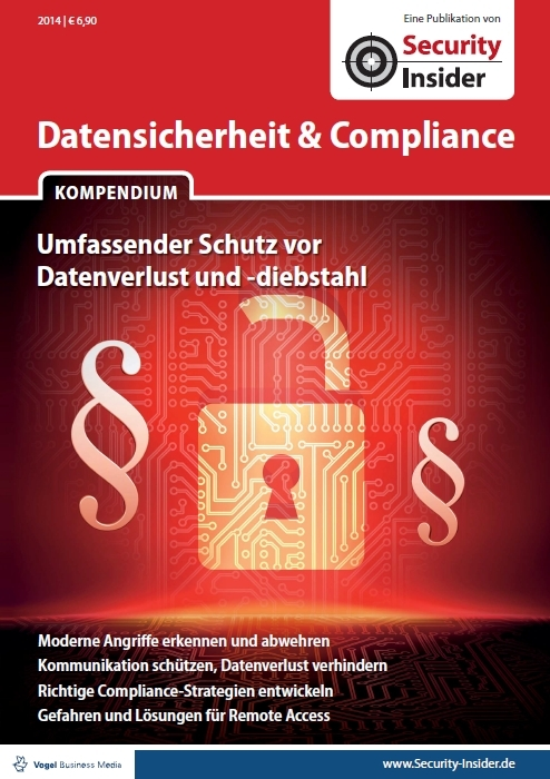 Datensicherheit & Compliance
