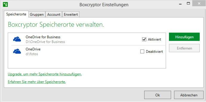 Für Office-365-Abonnenten, die Dateien sicher online speichern wollen, ist BoxCryptor ein nützliches Tool.