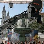 Multitalent Roboter als Filmstar und Attraktion in Freizeitparks
