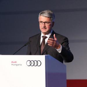 Abgas-Affäre: Ermittler nehmen Audi-Chef Stadler ins Visier