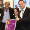 "VibroChecker gewinnt App-Award des Fachmagazins ""elektrotechnik"""