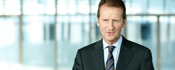 Dr. Herbert Diess, BMW-Entwicklungsvorstand, wechselt zum 1. Oktober 2015 in den Vorstand der Volkswagen AG.