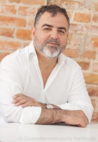 Masoud Kamali, Gründer und CEO von WestTech Ventures.