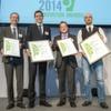 Leitfähiger Klebstoff mit verringertem Silbergehalt erhält Heraeus Innovationspreis