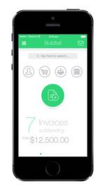 Rechnungen mit Invoice2go: Erstellung von Rechnungen, Angeboten, Bestellungen und Gutschriften, Cloud-Synchronisierung für den Zugriff über verschiedene Geräte.