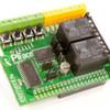 Steuerkarte, Touchdisplay und Echtzeituhr für Raspberry Pi