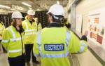 Die Laufzeit des 18,7 Millionen Pfund schweren Projekts erstreckt sich über vier Jahre.