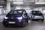 Der BMW i3 kann jetzt alleine einparken - zumindest funktioniert die Technik in einem Versuchsfahrzeug.
