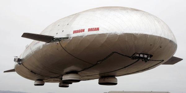Auf dem Weg zum Luftschiff 2.0?