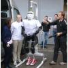 Autonome Motorik macht Athena fit für Katastropheneinsätze