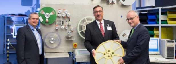 Siemens baut in Augsburg mit Supraleitern am Stromnetz der Zukunft