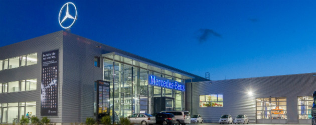 Mercedes bestätigt Niederlassungsverkauf