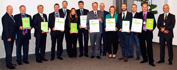 Lean & Green Management Awards 2014 verliehen
