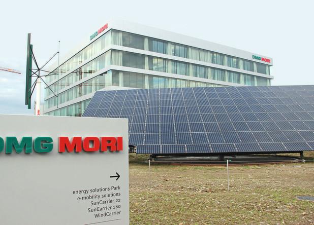 DMG Mori eröffnet neues Global Headquarter in der Schweiz