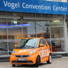 Mit dem Igus-Smart von Köln über Neudehli, Rio de Janeiro bis nach Würzburg
