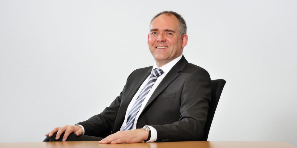 Der Autor: Christoph Müller-Dott ist Deutschland-Geschäftsführer von Orange Business Services