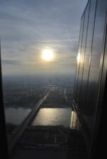 Über den Dächern von Wien: Skyterrasse 58. Stock.