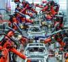 Blechumformung im Automobilbau