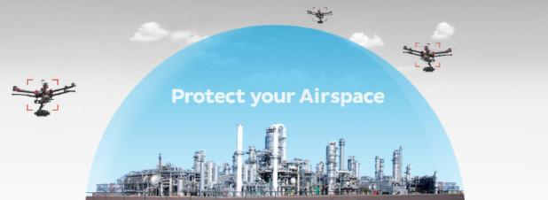 DroneTracker schützt vor Bedrohungen aus der Luft