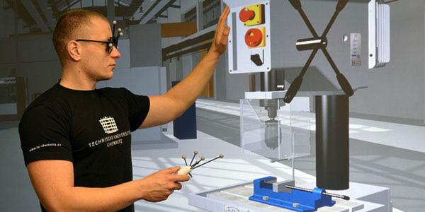 Arbeitsunfälle mit virtueller Realität vermeiden