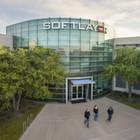 Einblick in ein Softlayer-Rechenzentrum von IBM