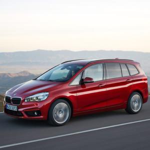 Der 2er BMW – hier in der Variante Gran Tourer – war bei den Kunden im vergangenen Jahr besonders beliebt.
