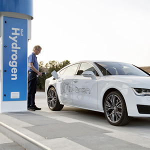 VW gibt Brennstoffzellenforschung an Audi