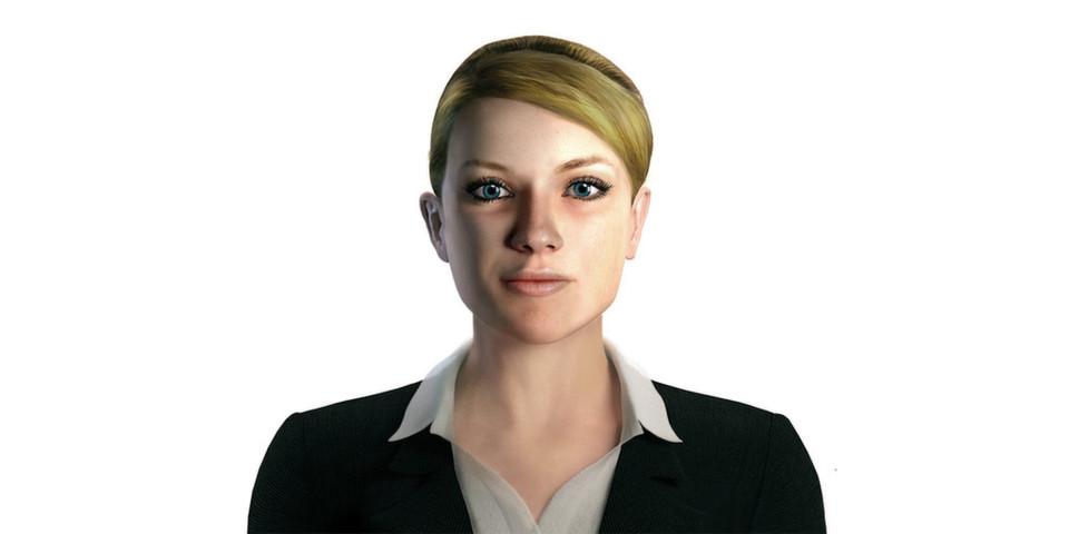 Die künstliche Intelligenz Amelia krempelt Industriebranchen um.