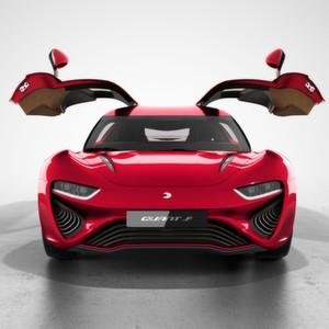 Beeindruckend: der elektrische Supersportler Nanoflowcell Quant F mit über 1000 PS und einer Reichweite von 800 km.