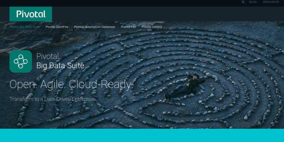 Mit einem offenen, agilen und Cloud-fähigen Big-Data-Portfolio will Pivotal eine Antwort auf die größten Herausforderungen der Branche geben: hohe Datenfragmentierung und Herstellerabhängigkeit.