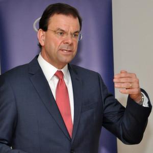 Markus Schrick, Geschäftsführer von Hyundai Deutschland, will die Verkäufe des Importeurs in diesem Jahr deutlich erhöhen.