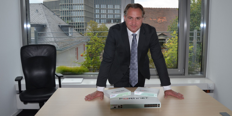 Der Autor: Christian Vogt ist Regional Director Germany bei Fortinet
