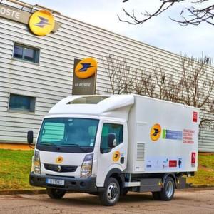 Die mittlere Reichweite des Experimentalfahrzeugs liegt bei 200 km � 100 km per Batterie, 100 km durch die Brennstoffzelle.