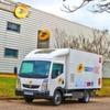 La Poste testet Brennstoffzellen-Lkw