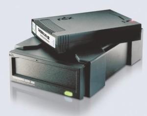 Das RDX-Quikstor-Laufwerk von Tandberg Data landet künftig auch in Servern und Workstations von Chiligreen.