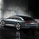 Audi Prologue: Der Designer-Kombi