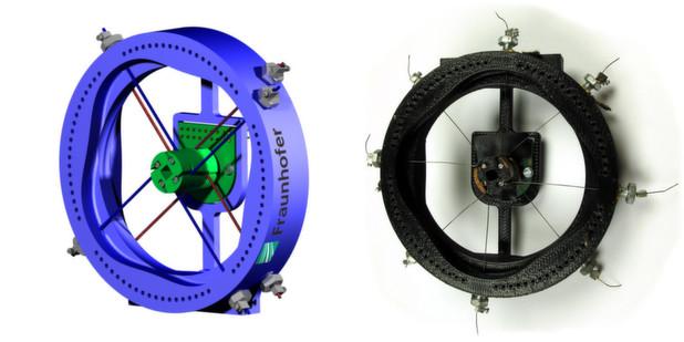 Smarter Aktor ersetzt Motor