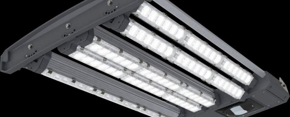 Die intelligenten LED-Lichtsysteme des US-Herstellers Digital Lumens sind mit Sensoren bestückt und per W-LAN vernetzt.