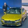 VW Sport Coupé Concept GTE: Der Luxus-Passat