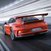 Porsche 911 GT3 RS: Leistung rauf, Gewicht runter