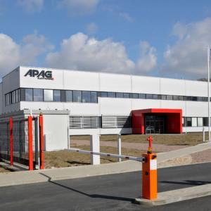 Die Schweizer APAG-Gruppe hat jetzt auch einen Produktionsstandort in Tschechien.