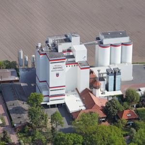 Das Mischfutterwerk Austing steht bei den Landwirten im Landkreis Vechta seit Generationen für Qualität.