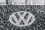 Im Jahr 1955 feierte Volkswagen den einmillionsten Käfer.