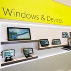 Microsofts Fensterschau auf der CeBIT