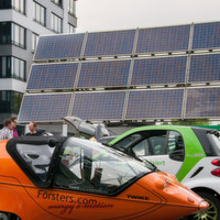 Mehr als 740.000 Autos weltweit fahren mit Strom