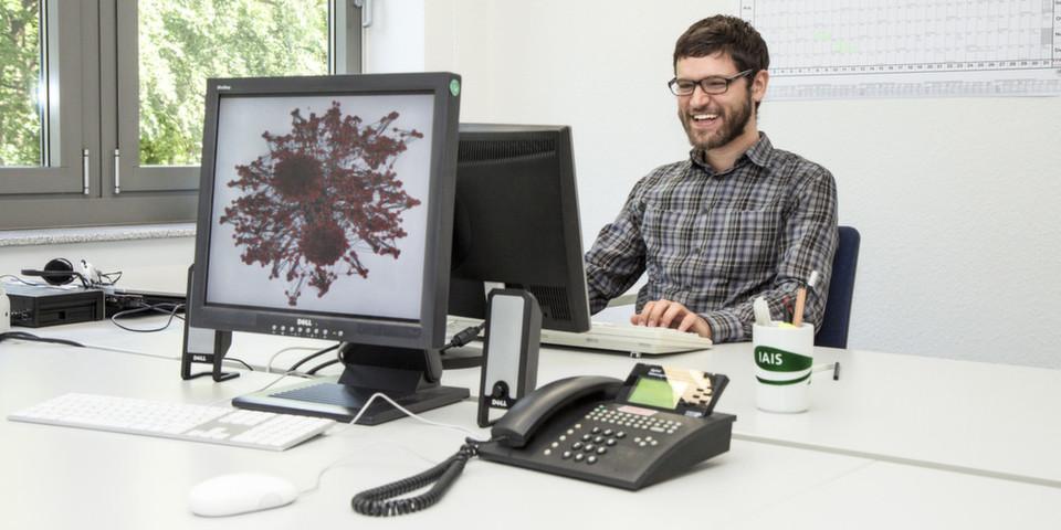 Data Scientists wissen Konzepte und Techniken aus den Bereichen Informatik, Statistik und Mathematik geschickt zu nutzen, um Zusammenhänge in Big Data zu erkennen.
